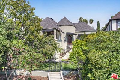 Single Family Home For Sale: 2720 Lakewood Avenue