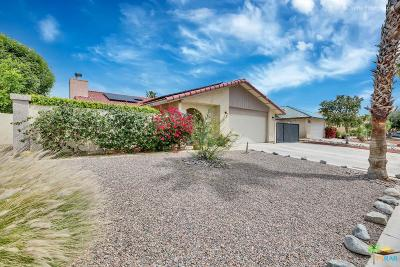 Cathedral City Single Family Home For Sale: 67610 Peineta Road