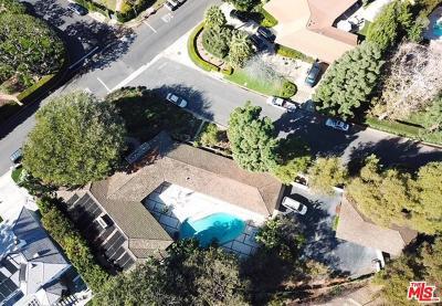 Single Family Home For Sale: 1350 Capri Drive