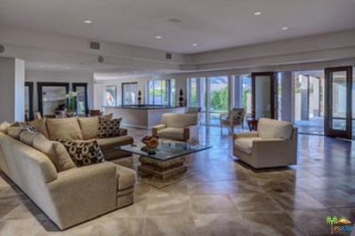 Palm Springs Rental For Rent: 1035 Andreas Palms Drive