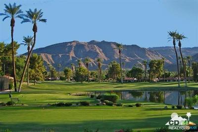 Rancho Mirage Condo/Townhouse For Sale: 40 La Cerra Drive