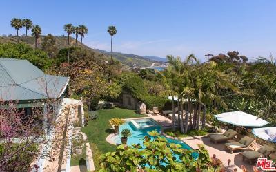 Malibu Single Family Home For Sale: 26799 Sea Vista Drive