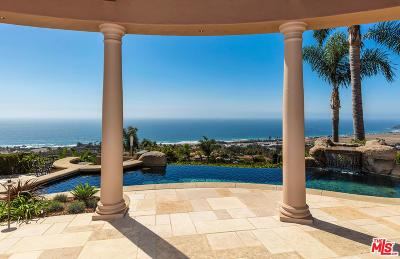 Malibu Single Family Home For Sale: 5601 Sea View Drive