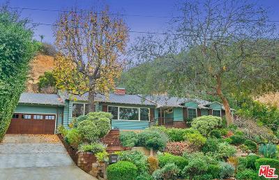 Single Family Home For Sale: 11801 Laurel Hills Road