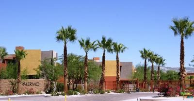 Palm Springs Condo/Townhouse For Sale: 3551 Melody Lane