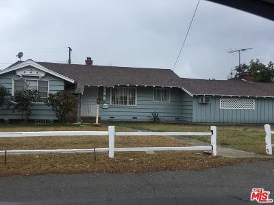 Downey Single Family Home For Sale: 8028 Duesler Lane