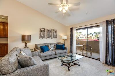 Palm Springs Condo/Townhouse For Sale: 222 North Calle El Segundo #536