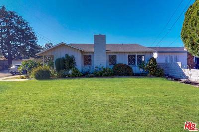 Single Family Home For Sale: 5103 Vesper Avenue