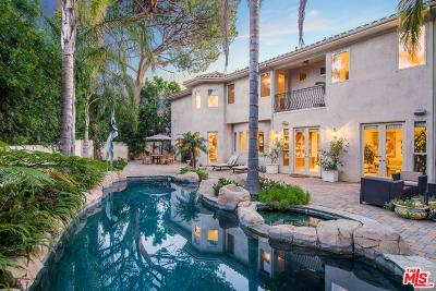 Sunset Strip - Hollywood Hills West (C03) Single Family Home For Sale: 8787 Appian Way