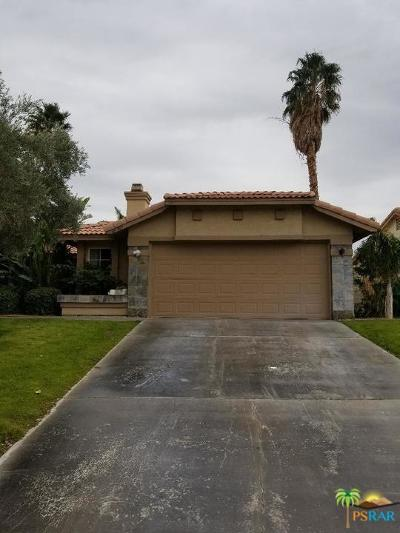 Cathedral City Single Family Home For Sale: 69987 Brookview Way