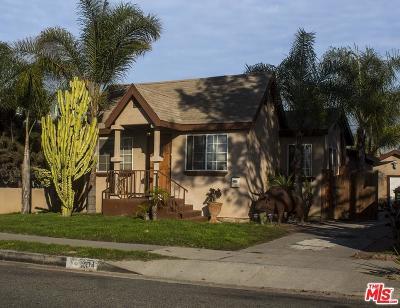 Inglewood Single Family Home For Sale: 1204 Walnut Street