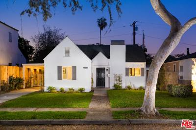 Los Angeles County Single Family Home For Sale: 4056 Minerva Avenue