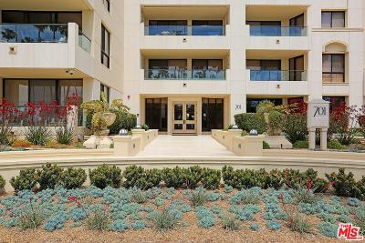 Santa Monica Condo/Townhouse Sold: 701 Ocean Avenue #103