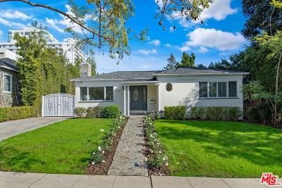 Single Family Home For Sale: 1236 Holmby Avenue