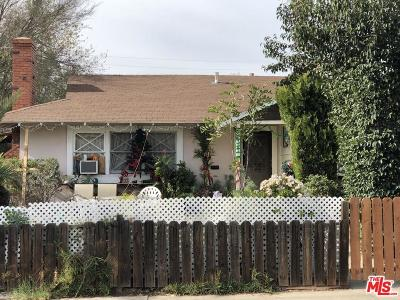 Los Angeles County Single Family Home For Sale: 6467 Woodley Avenue