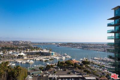 Marina Del Rey Condo/Townhouse For Sale: 13650 Marina Pointe Drive #1605