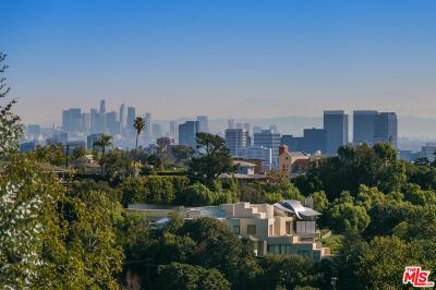 Los Angeles Single Family Home For Sale: 2066 Westridge Road