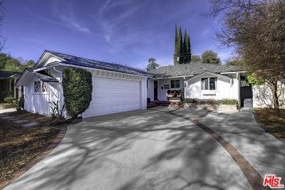 Woodland Hills Single Family Home For Sale: 22121 Dumetz Road