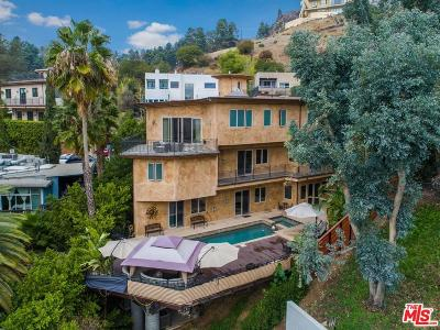 Hollywood Hills East (C30) Single Family Home For Sale: 6446 Deep Dell Place