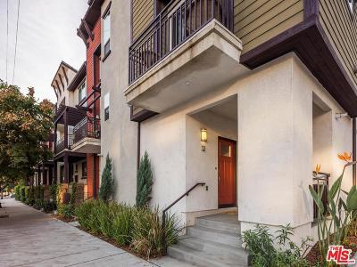 Condo/Townhouse For Sale: 1615 Echo Park Avenue #12
