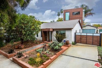Single Family Home For Sale: 3774 Ashwood Avenue