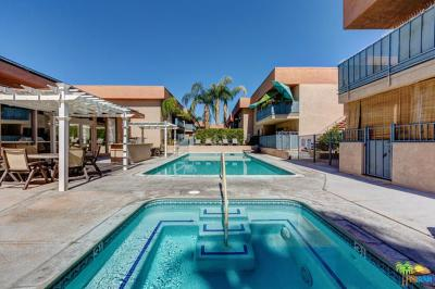 Palm Springs Condo/Townhouse For Sale: 400 North Sunrise Way #218