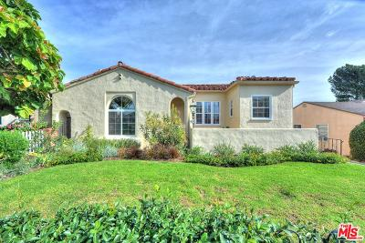 Single Family Home For Sale: 3262 Veteran Avenue