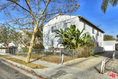 Los Angeles County Residential Income For Sale: 5540 Kinston Avenue