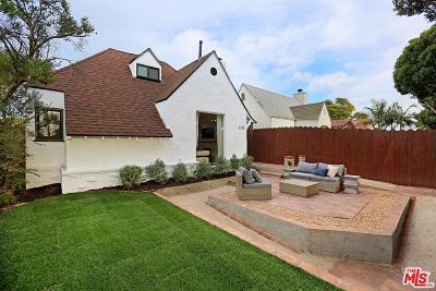 Santa Monica Single Family Home For Sale: 2125 21st Street