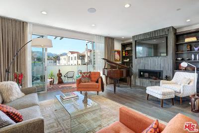 Studio City Condo/Townhouse For Sale: 12045 Guerin Street #PH1