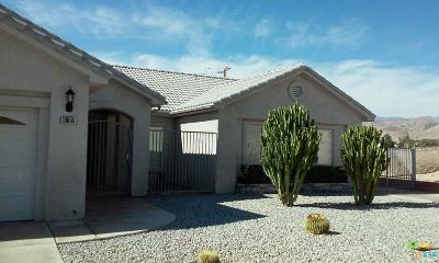 Desert Hot Springs Single Family Home For Sale: 10655 Bernardo Way