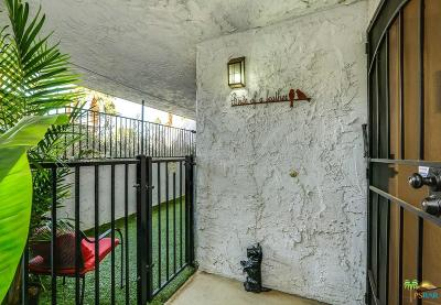 Palm Springs Condo/Townhouse For Sale: 5301 East Waverly Drive #145