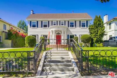 Single Family Home For Sale: 245 South Irving Boulevard