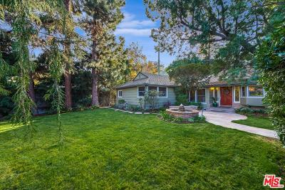 Studio City Single Family Home For Sale: 12050 Laurel Terrace Drive