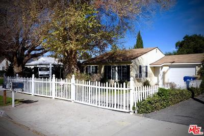 Newhall Single Family Home For Sale: 25062 Newhall Avenue