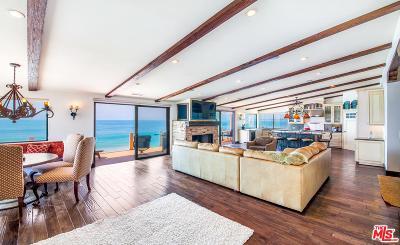 Malibu CA Single Family Home For Sale: $8,950,000