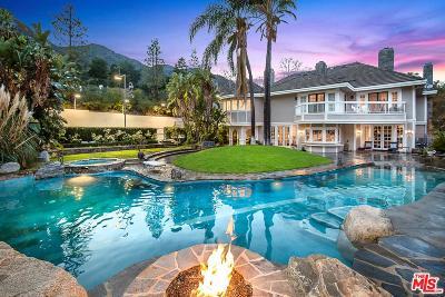 Single Family Home For Sale: 17536 Camino De Yatasto