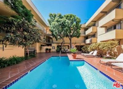 Santa Monica Condo/Townhouse For Sale: 2311 4th Street #320
