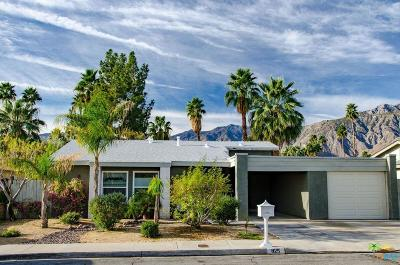 Palm Springs Single Family Home For Sale: 825 South Nueva Vista Drive