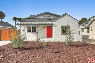 Los Angeles Single Family Home For Sale: 2211 South Cloverdale Avenue