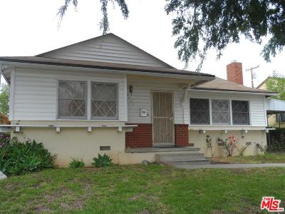 Inglewood Single Family Home For Sale: 2425 West 112th Street