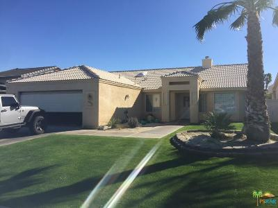 Cathedral City Single Family Home For Sale: 68175 Marina Road