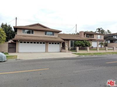 Los Angeles County Single Family Home For Sale: 7705 West 83rd Street