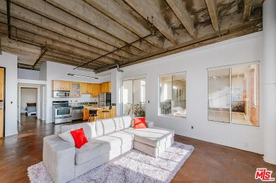 Los Angeles Condo/Townhouse For Sale: 312 West 5th Street #906