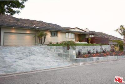 Malibu CA Single Family Home For Sale: $2,449,000
