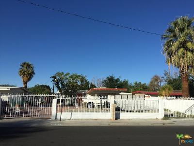 Cathedral City Single Family Home For Sale: 67206 Mission Drive