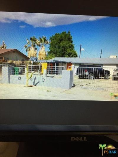Cathedral City Single Family Home For Sale: 30170 San Diego Drive