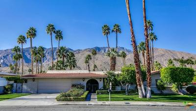 Palm Springs Single Family Home For Sale: 2029 South Madrona Drive