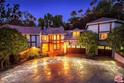 Encino Single Family Home For Sale: 16881 Oak View Drive