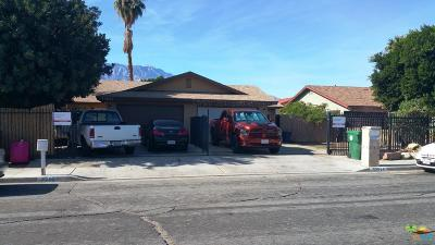 Cathedral City Single Family Home For Sale: 32825 Monte Vista Road